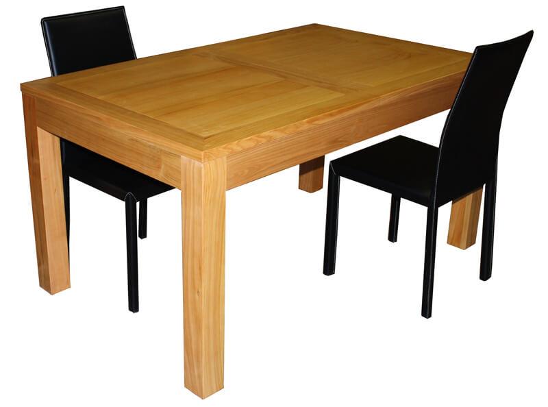 table merisier - tout savoir sur la maison omote
