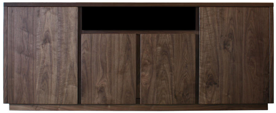 buffet noyer. Black Bedroom Furniture Sets. Home Design Ideas