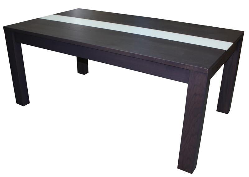table de repas en verre good table basse step relevable en table repas verre transparent pied. Black Bedroom Furniture Sets. Home Design Ideas