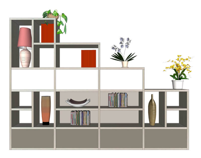 1000 ideas about gris galet on pinterest coussin rectangulaire carrelage - Etagere escalier bois ...