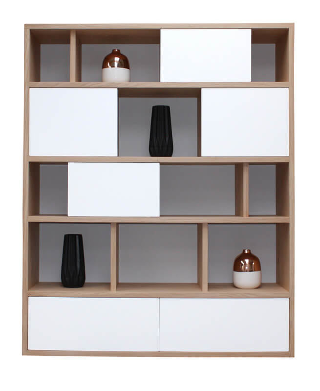 Etagere laque latest beau etagere laque blanc photos de etagre ides with etagere laque good - Panneau laque blanc brillant sur mesure ...