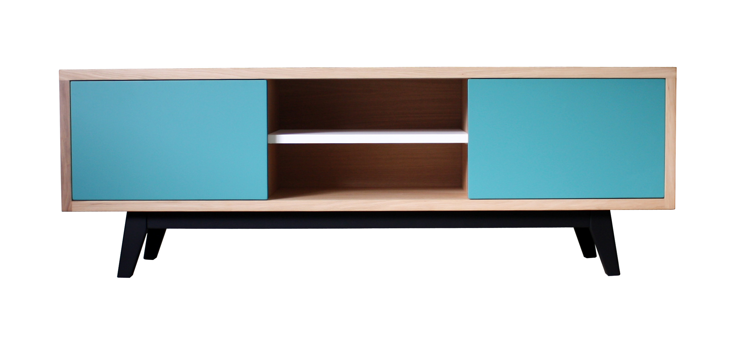 table basse scandinave bleu canard sammlung. Black Bedroom Furniture Sets. Home Design Ideas