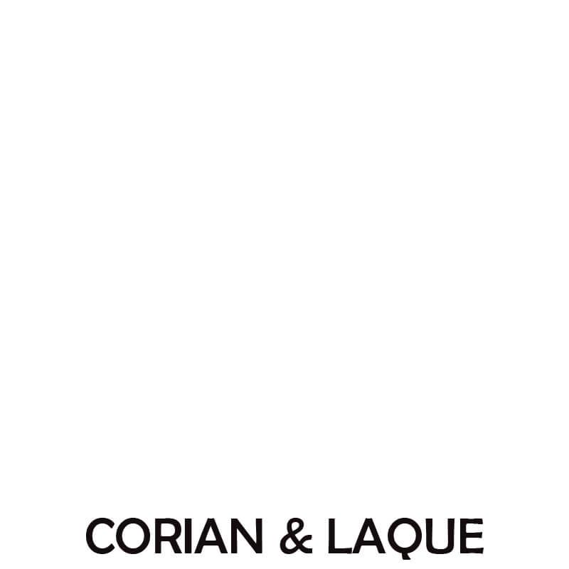 Corian laqu gracier white - Pirotais meubles ...